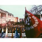 Vappu on yksi opiskelijakulttuurin perinteikkäimmistä juhlista, joka näkyy myös Turun katukuvassa.
