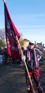 Tuomas ja Lexin lippu